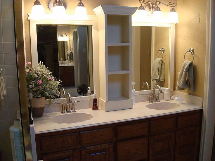 Change The Look Of Your Bathroom With New Vanity Mirrors
