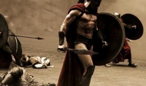 Spartan Swords – From the Movie 300
