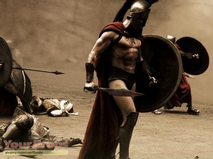 Spartan Swords From The Movie 300 Soposted Com