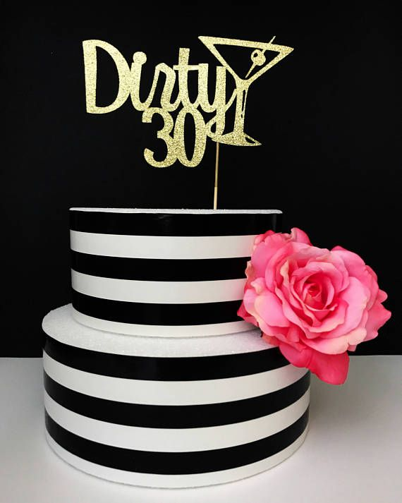 30th Birthday Cake Ideas Soposted Com