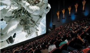 The Psychological Impact of a 3D Movie