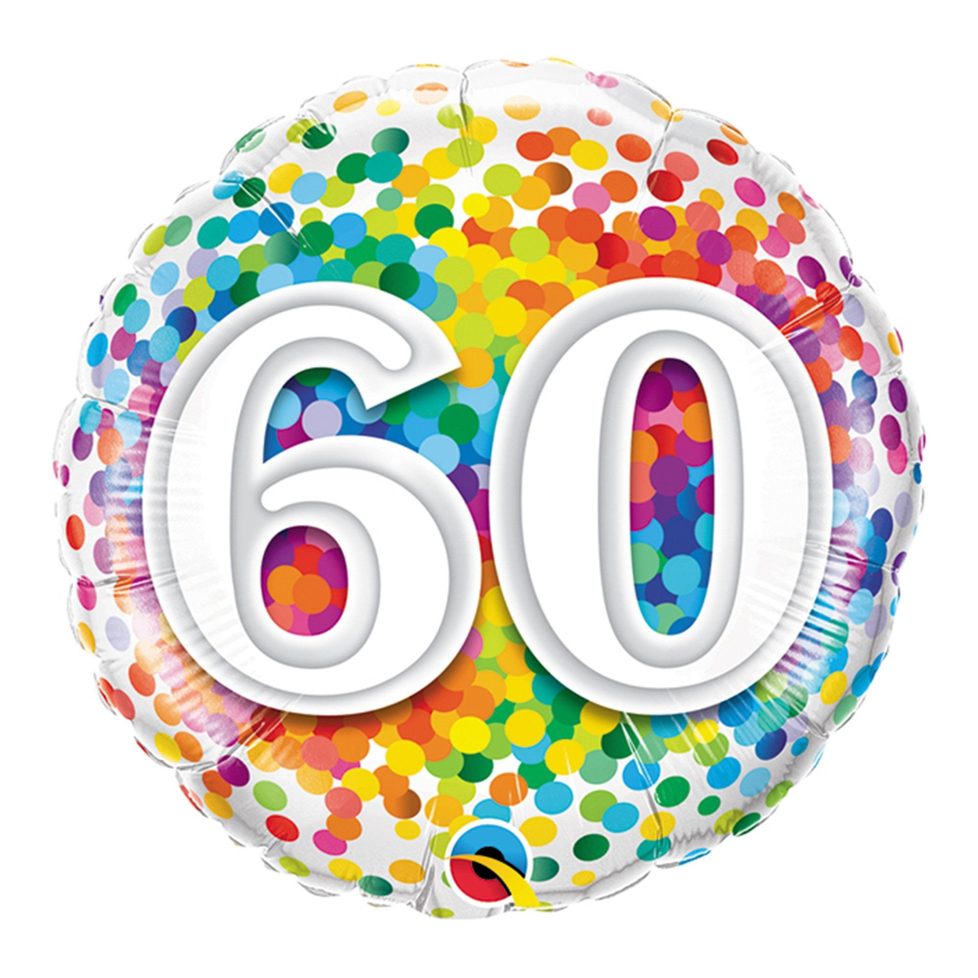 Celebrate The 60th Birthday In Style
