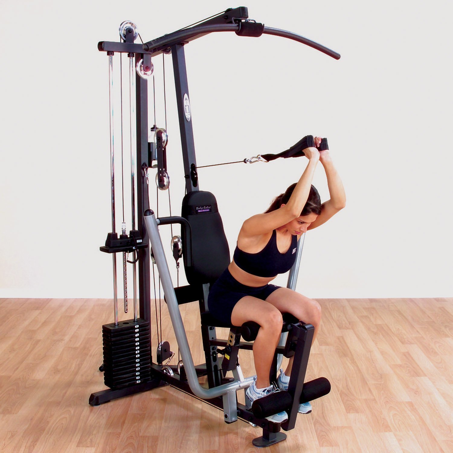 Mma Fitness Gear Equipment Home: Choices For Home Gym Equipment That Offer Total Fitness