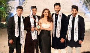 Lucknow boy Jitesh Singh Deo wins Mr India World 2017 title