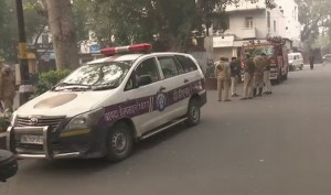 Bomb threat at Delhi's Khan Market, search operation underway