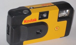 History of Disposable Cameras