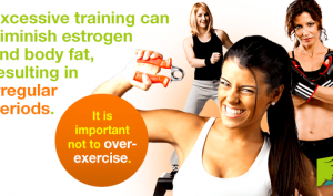 Do not Over-Exercise!