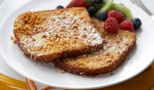 Low Fat French Toast