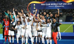 Ronaldo's lone goal helps Real Madrid lift 3rd Club World Cup title