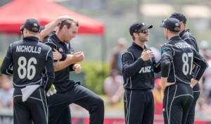 Bracewell shines as New Zealand defeats West Indies by 5 wickets in 1st ODI