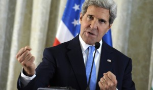 US absence at Paris summit a 'disgrace': John Kerry
