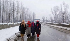 Chillai Kalan, traditional 40-day long period of harsh winter, begins in Kashmir Valley