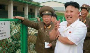 North Korea threatens to be 'world's most powerful nuclear, military state'