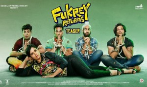 Fukrey Returns box-office collection: Richa Chadha, Pulkit Samrat's film all set to cross 50 crore mark