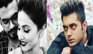 Bigg Boss 11: Hina Khan's beau Rocky Jaiswal reacts to Luv Tyagi's feelings for the lady