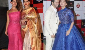 Priyanka Chopra, Katrina Kaif, Alia Bhatt and many B-town celebs look stylish at an award show, see pics