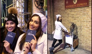 Miss World 2017 Manushi Chillar is a Harry Potter fan and here's the proof. See pics