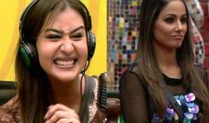 Bigg Boss 11: Shilpa Shinde, Hina Khan unite against Vikas Gupta-Arshi Khan. Will they become friends again?