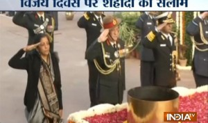 On the occassion of Vijay Diwas, PM Modi hails soldiers who participated in 1971 Indo-Pak war