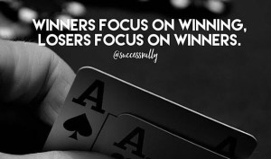 Motivational Story – How To Have Mentality Of A Winner