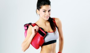 Whip Yourself into Shape with Boxing Fitness