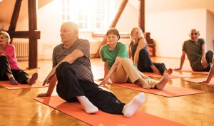 Fitness Tips For The Aging Population