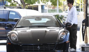 Celebrities and Their Cars