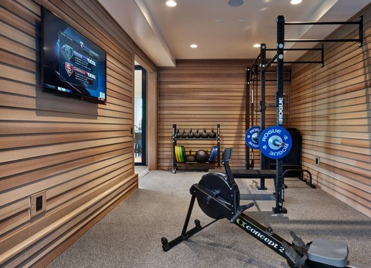 The home gym size matters soposted.com
