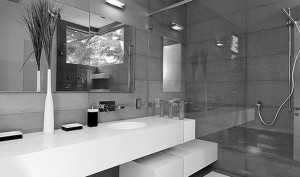 Is Modern Bathroom Design Pure Vanity?