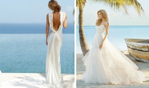 Beach Wedding Dresses – For Hawaiian Or Beach Themed Wedding