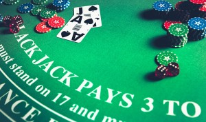 Blackjack- The Cheating Curve?