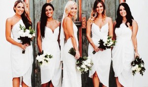 Wedding Dresses and Bridal Party Attire