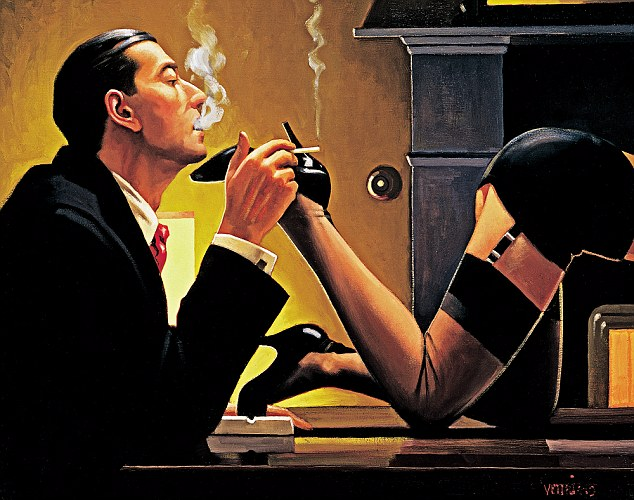 Jack Vettriano And The Scandal Of Amp The Singing Butler