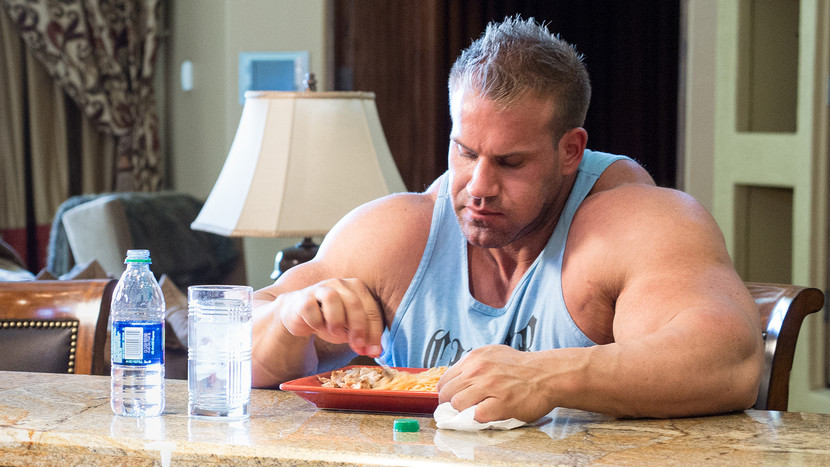 Mr Olympia Bodybuilding Competition - Jay Cutler's Diet ...