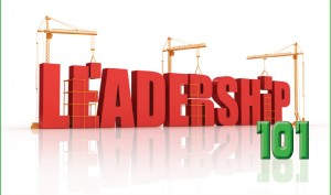 Leadership 101: More Is Caught Than Taught