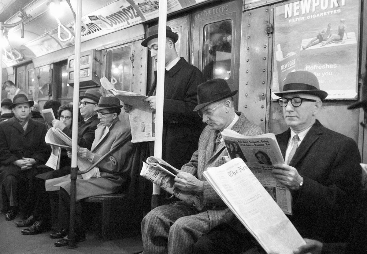 six main reasons why people read newspaper | soposted