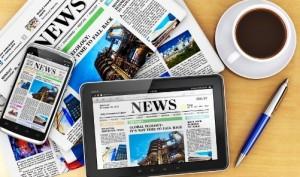 News Blogs Vs The Newspaper