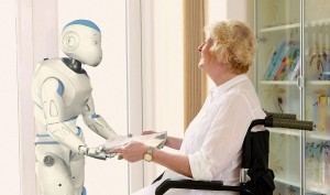 Robots In Hospitals – New Challenge For Nurses and Health Care Professionals