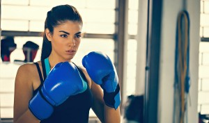Workout For Women – Boxing Road Work to Slim and Tone