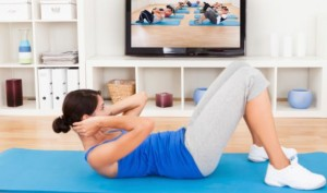5 Home Exercises to Flatten Your Stomach