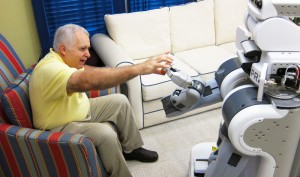 Robots – The Future of Eldercare