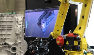 Industrial Robots – An Eye For Machine Vision