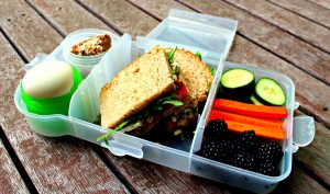 Packing Healthy Lunches For Kids