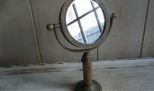 Antique Vanity Mirror!
