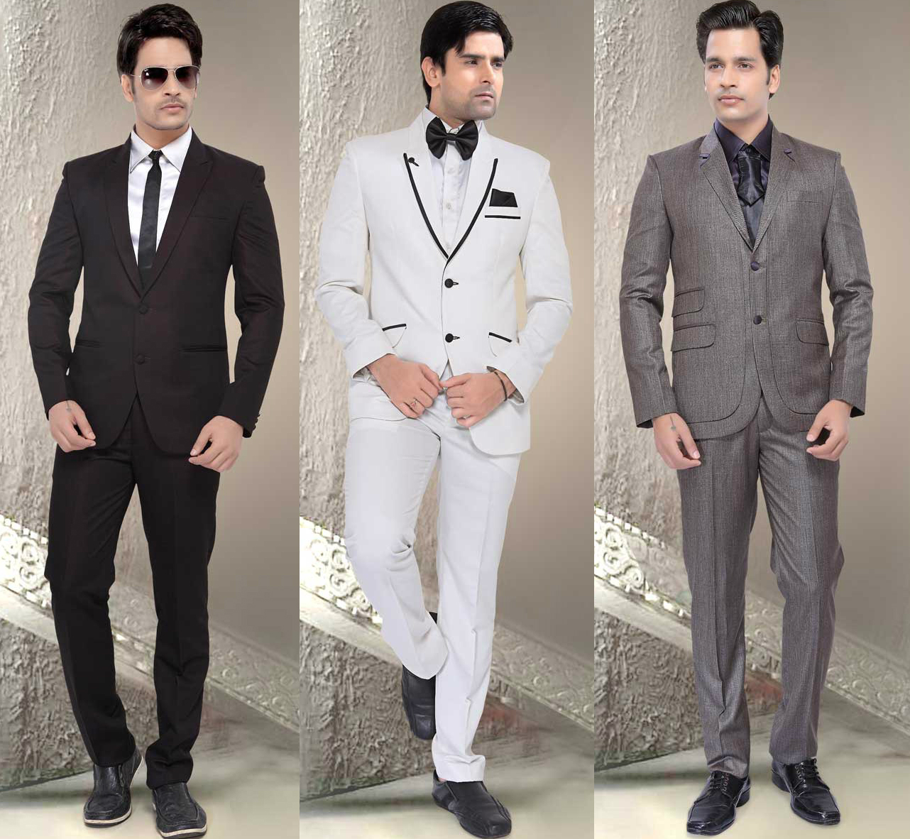 Men\'s Fashion - What To Wear For A Wedding | SoPosted.com