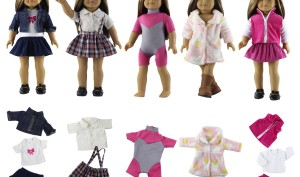 Where to Buy Cheap American Girl Doll Clothes