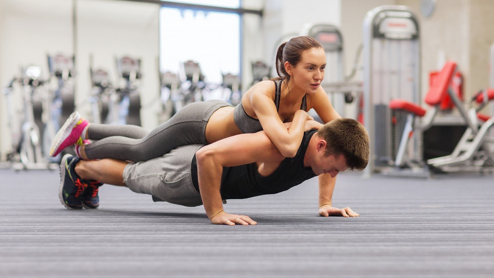 best couple workout
