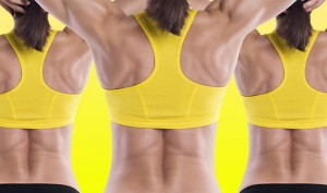 Exercises to Get Rid of Back Fat