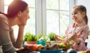 How to Eat Well With Your Kids?