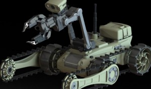 High-Tech Military – Rosie the Robot Joins the Army